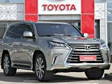 Lexus LX 570 2017 года за 34 500 000 тг. в Алматы