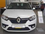 Renault Sandero 2020 года за 6 308 650 тг. в Уральск