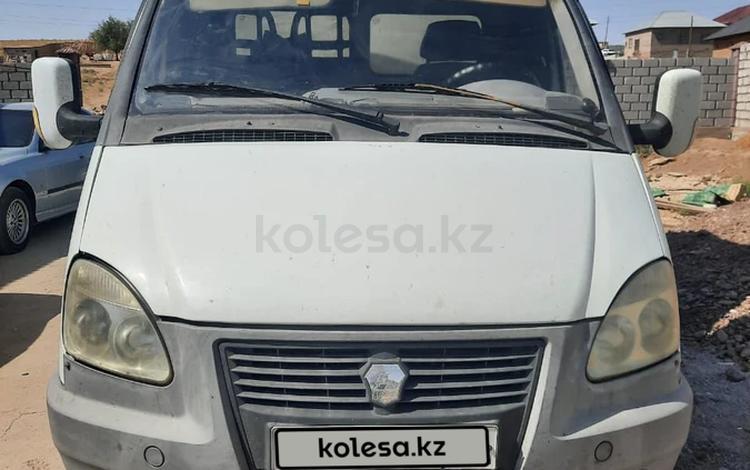 ГАЗ ГАЗель 2007 года за 2 400 000 тг. в Казыгурт