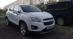 Chevrolet Tracker 2014 года за 5 450 000 тг. в Нур-Султан (Астана) – фото 3