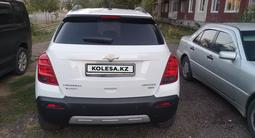 Chevrolet Tracker 2014 года за 5 450 000 тг. в Нур-Султан (Астана) – фото 5