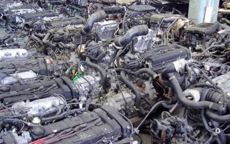 Контрактные двигателя и коробки в Экибастуз