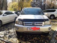 Toyota Highlander 2004 года за 6 700 000 тг. в Алматы