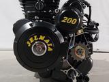 Двигатель Мотоцикла за 140 000 тг. в Караганда – фото 2