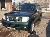 Nissan Pathfinder 2007 года за 7 500 000 тг. в Алматы