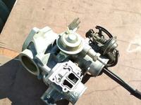 Дроссельная заслонка на Toyota Highlander 2001 объем v3, 0 литра за 25 000 тг. в Нур-Султан (Астана)