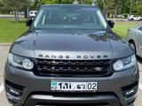 Land Rover Range Rover Sport 2017 года за 34 800 000 тг. в Алматы