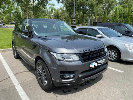 Land Rover Range Rover Sport 2017 года за 34 800 000 тг. в Алматы – фото 4