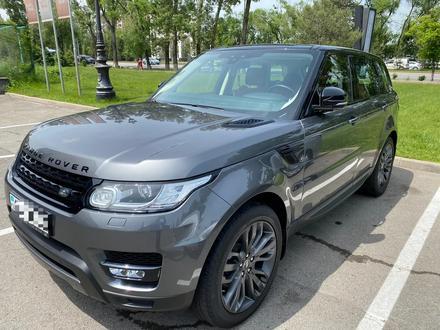 Land Rover Range Rover Sport 2017 года за 34 800 000 тг. в Алматы – фото 5