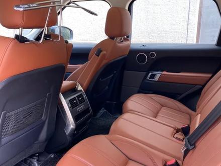 Land Rover Range Rover Sport 2017 года за 34 800 000 тг. в Алматы – фото 6