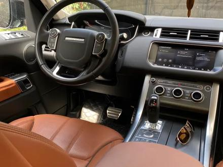 Land Rover Range Rover Sport 2017 года за 34 800 000 тг. в Алматы – фото 7