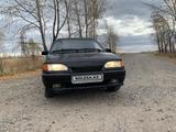 ВАЗ (Lada) 2115 (седан) 2008 года за 750 000 тг. в Петропавловск