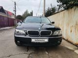 BMW 730 2008 года за 6 500 000 тг. в Алматы – фото 2