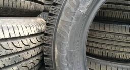 215/55/17 летние привозные б/у шины за 11 000 тг. в Алматы