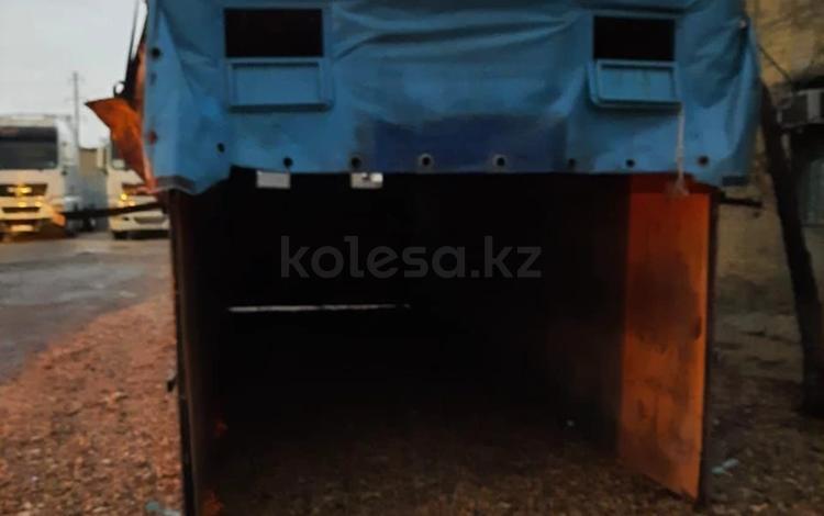 Кузов и трап, ветровик на кабине в Актау