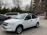 ВАЗ (Lada) Granta 2190 (седан) 2014 года за 2 400 000 тг. в Алматы – фото 2
