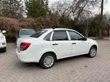 ВАЗ (Lada) Granta 2190 (седан) 2014 года за 2 400 000 тг. в Алматы – фото 3