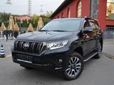 Toyota Land Cruiser Prado 2021 года за 29 500 000 тг. в Алматы