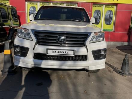 Lexus LX 570 2014 года за 25 000 000 тг. в Алматы – фото 4