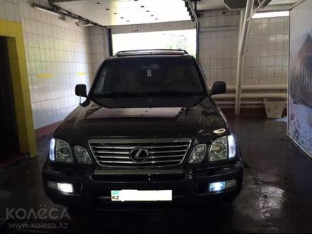 Lexus LX 470 2003 года за 8 600 000 тг. в Уральск – фото 33