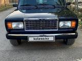 ВАЗ (Lada) 2107 2011 года за 1 950 000 тг. в Шымкент