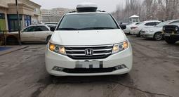 Honda Odyssey 2012 года за 11 700 000 тг. в Алматы