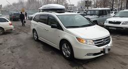 Honda Odyssey 2012 года за 11 700 000 тг. в Алматы – фото 2