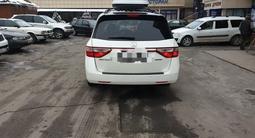 Honda Odyssey 2012 года за 11 700 000 тг. в Алматы – фото 5