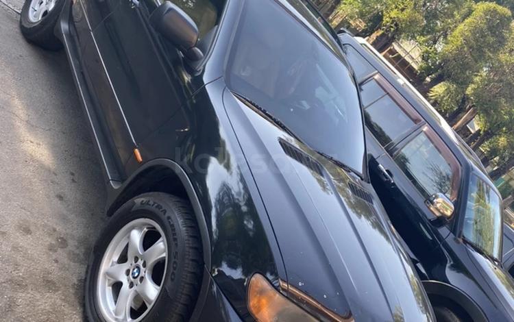 BMW X5 2001 года за 3 500 000 тг. в Алматы