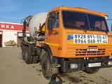 КамАЗ  55111C 2004 года за 7 000 000 тг. в Атырау – фото 4
