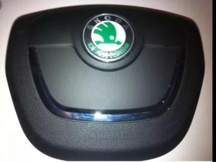 Airbag srs руль подушка superb крышка муляж суперб шкода за 150 тг. в Алматы