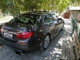 BMW 535 2012 года за 10 000 000 тг. в Туркестан – фото 3