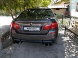 BMW 535 2012 года за 10 000 000 тг. в Туркестан – фото 5