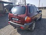 Hyundai Santa Fe 2001 года за 2 900 000 тг. в Тараз – фото 5