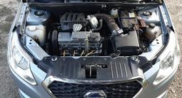 Datsun on-DO 2015 года за 2 500 000 тг. в Калбатау – фото 4