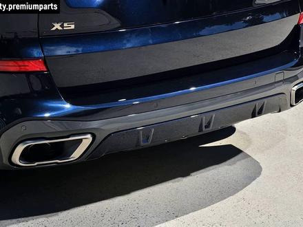 НАСАДКИ ГЛУШИТЕЛЯ М СТИЛЬ BMW X5 G05 за 160 000 тг. в Алматы – фото 3