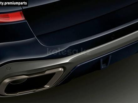 НАСАДКИ ГЛУШИТЕЛЯ М СТИЛЬ BMW X5 G05 за 160 000 тг. в Алматы – фото 4