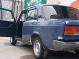 ВАЗ (Lada) 2107 2005 года за 700 000 тг. в Тараз – фото 4