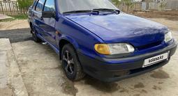 ВАЗ (Lada) 2115 (седан) 2010 года за 700 000 тг. в Атырау – фото 5
