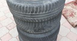 Диски с шинами зимняя резина в хорошем состоянии за 55 000 тг. в Каскелен – фото 5
