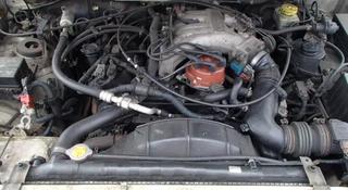 Двигатель инфинити qx4 3.3L за 380 000 тг. в Алматы