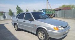 ВАЗ (Lada) 2115 (седан) 2008 года за 730 000 тг. в Актобе – фото 3