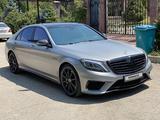 Mercedes-Benz S 63 AMG 2014 года за 31 500 000 тг. в Алматы – фото 2
