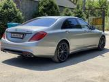 Mercedes-Benz S 63 AMG 2014 года за 31 500 000 тг. в Алматы – фото 3