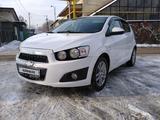 Chevrolet Aveo 2013 года за 3 300 000 тг. в Алматы – фото 2