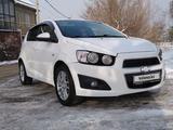 Chevrolet Aveo 2013 года за 3 300 000 тг. в Алматы – фото 3