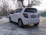 Chevrolet Aveo 2013 года за 3 300 000 тг. в Алматы – фото 5
