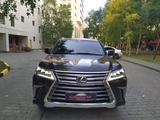 Lexus LX 570 2017 года за 36 600 000 тг. в Нур-Султан (Астана)