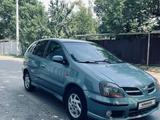 Nissan Almera Tino 2001 года за 2 500 000 тг. в Алматы – фото 2