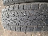 "Шины 285/70 R17 — ""Bridgestone Dueler AT Revo 2"" (Канада), всесезонка, в ид за 180 000 тг. в Нур-Султан (Астана) – фото 3"